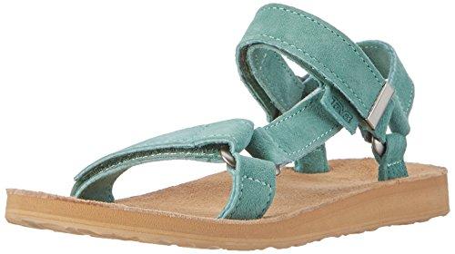 W Teva Pastel Verde hortelã Originais Sandálias De Camurça Universal Senhoras g5zdqwnd