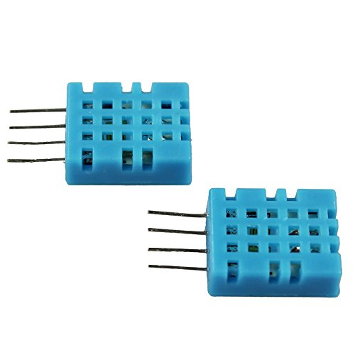 Amazon.co.uk - 2pcs DHT11 Digital Temperature and Humidity Sensor