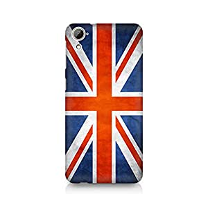 TAZindia Printed Mobile Hard Back Case Cover For HTC Desire 826