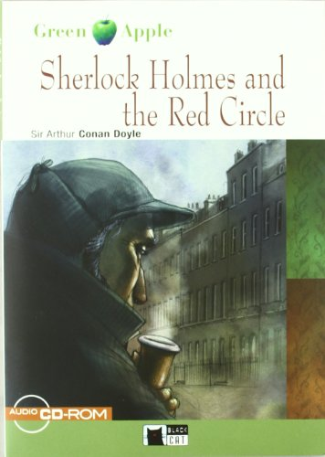 Sherlock Holmes And The Red Circle+cd (g.a) (Black Cat. Green Apple)