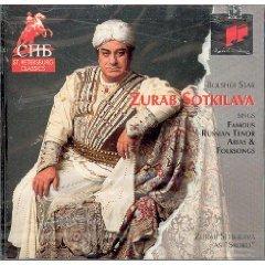 Zurab Sotkilava Sings Famous [Import USA]