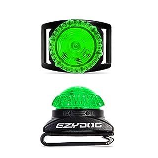 EzyDog, Adventure Light (Sicherheitslampe) für Hundehalsband und -geschirr