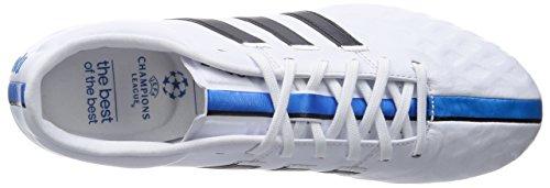 Adidas 11Pro FG Herren Fußballschuhe Weiß (ftwr white/core black/solar blue2 s14)