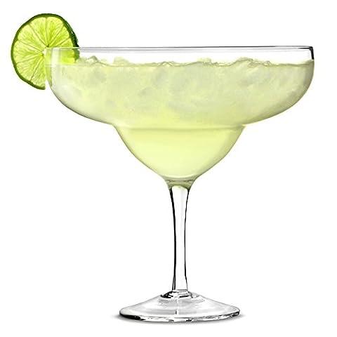 Verre à margarita géant 1,3L–Verre à cocktail géant pour un