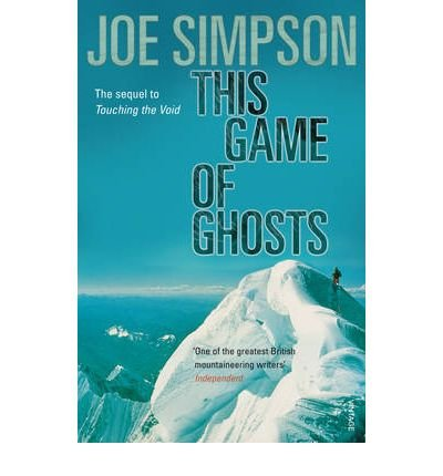 ({THIS GAME OF GHOSTS}) [{ By (author) Joe Simpson }] on [August, 1994]