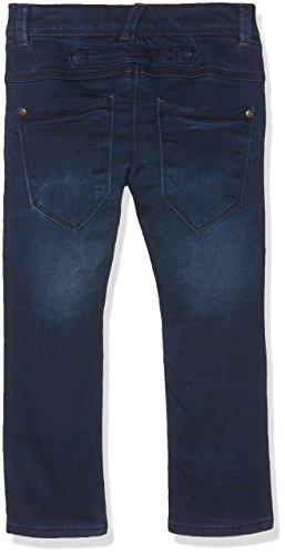 NAME IT Baby-Jungen Jeans Nittwic Bag/Slim Dnm Pant Nmt Noos Blau (Dark Blue Denim), 92 -