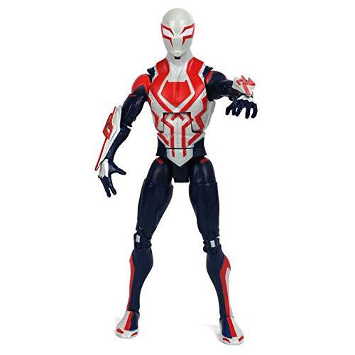 Plus Series Transformer (XLYAN ARTFX Plus Statue Avengers Spiderman Spielzeug Actionfiguren 7 Zoll Super Beweglich Spider-Man PVC Figur,1 Linker Und Rechter Handersatz,E)