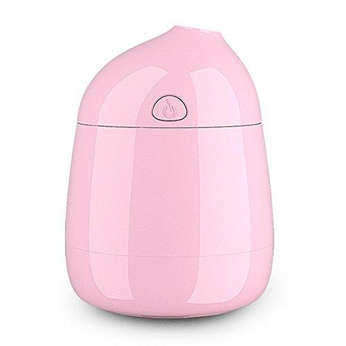Wascoo Luftbefeuchter 120 ml ätherische Öle Diffusor, Aroma Diffusor, Zuhause, Büro, Baby, Schlafzimmer