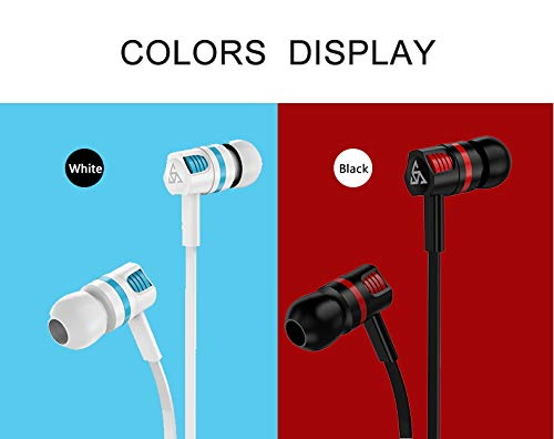 Clavier Echotone in-Ear Headphones/Earphones with Stereo Mic for All Smartphones Image 7