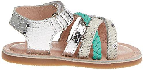 Gioseppo  Molly, sandales fille Argenté