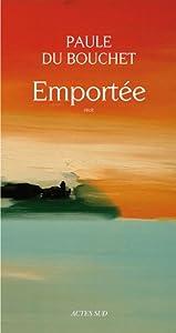 "Afficher ""Emportée"""