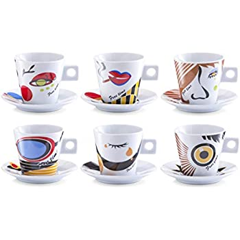 Nescafé Dolce Gusto Cappuccino Tasse, Kaffeetasse mit