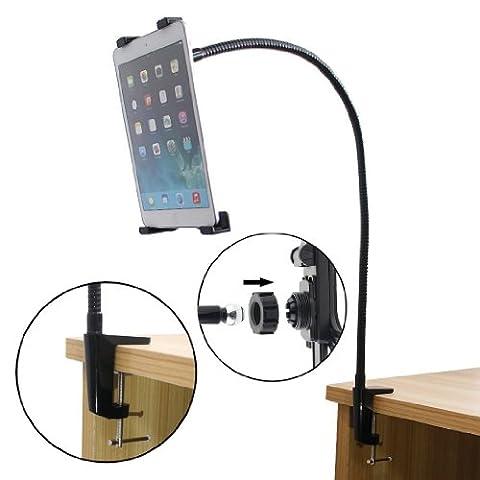 Xcellent Global -Support pour iPad Air 5 Tablette Samsung en col de cygne flexbile et (Arms Girevole Sedia)