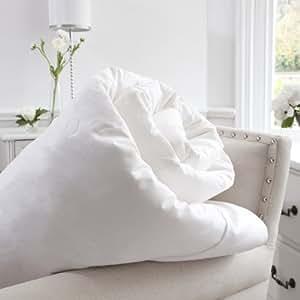 Jasmine Silk All Seasons Weight 100% Mulberry SILK Filled Duvet Quilt - Double or Queen (200 x 200cm) 9 Tog