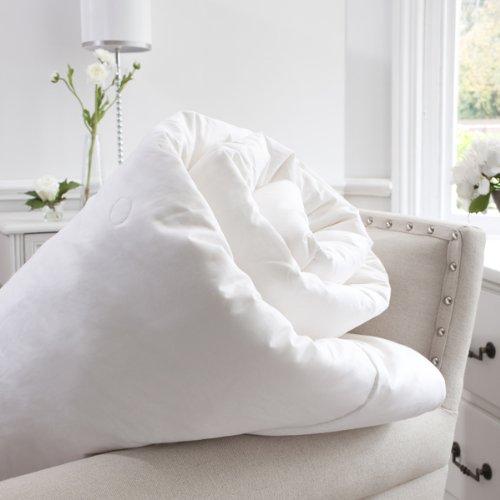 Jasmine Silk All Season Peso 100% seda de mora llenó el edredónes edredón - Super king (260 x 220cm) 9 Tog ...