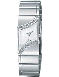 Pulsar Uhren Avantgarde PEGG29X1 - Reloj analógico de cuarzo para mujer, correa de acero inoxidable color plateado