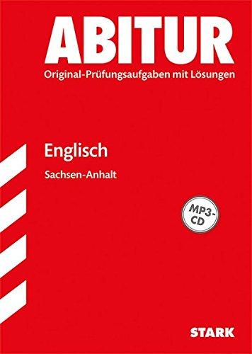 Abiturprüfung Sachsen-Anhalt - Englisch GA/EA