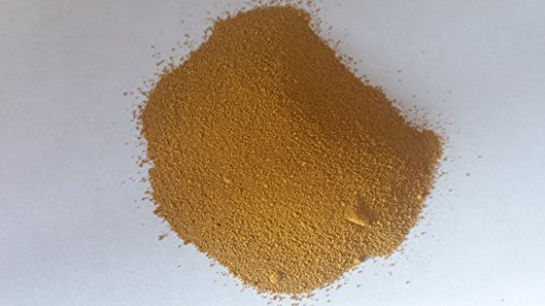 6x Bond it 1kg Colore giallo sabbia pietra Buff cemento calcestruzzo polvere colorante Render mortaio Pointing Toner