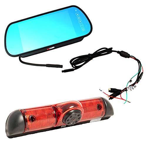 Videocamera di backup per Ducato/Boxer/Jumper (con monitor)