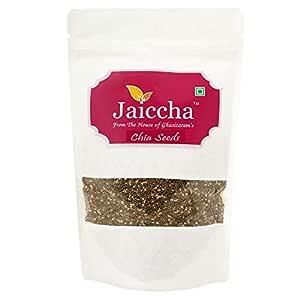 Jaiccha Ghasitaram Chia Seeds 200 GMS in White Paper Pouch