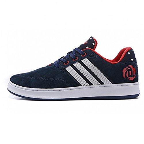Adidas Basketball D ROSE LAKE SHORE 2 S85567- Bleu Bleu / Blanc / rouge
