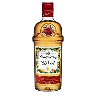 Tanqueray Flor De Sevilla Gin, 70cl