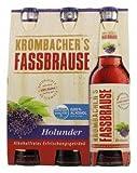 Krombacher - Fassbrause Holunder - MW 6x0,33l