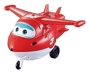 Alpha Animation & Toys Super Wings Jett vehículo de Juguete - vehículos de Juguete (Rojo, Color Blanco, 4 año(s), 9 año(s), Niño/niña, Interior, 211 g)
