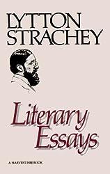 Literary Essays by Lytton Strachey (1969-10-22)