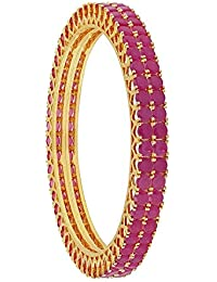 100% True New Bridal Chudi Set Designer Jewellery Suhag Women Orange Colour Bangles Jewelry & Watches Engagement & Wedding