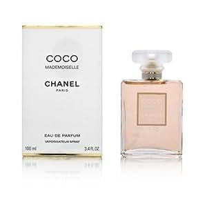Coco Mademoiselle by Chanel - Eau de Toilette Spray 100 ml ...