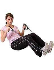 Expander banda de gimnasia banda Obstrucción Yoga látex–Cintas de entrenamiento Tube