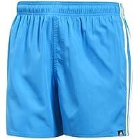 adidas CV5192, Pantaloncini da Bagno Uomo, Blu/Bianco, M
