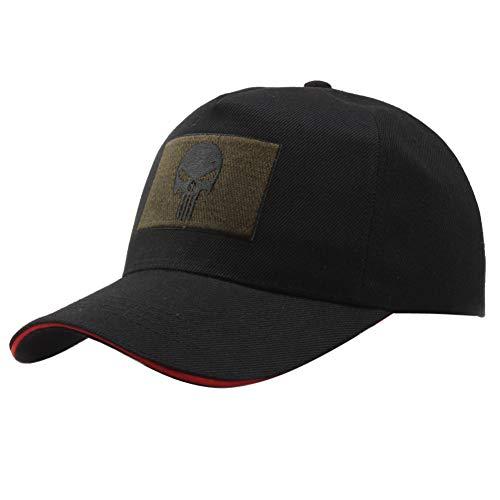 67505456c3b36 KAIMAO Gorra De Béisbol Táctica De Algodón Seals Punisher American Sniper  Army Hat Gorra De Béisbol