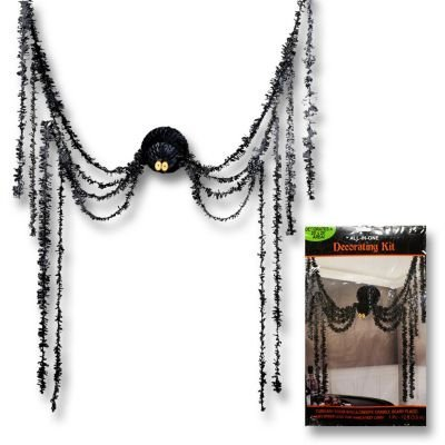 Spider Giant Hanging Decoration by Windy City Novelties
