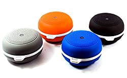 Hiper Song HS404 Mini Speaker Portable iPad/iPhone/PC/Mobile/Tablet For Audio Speaker��( Color may Very )
