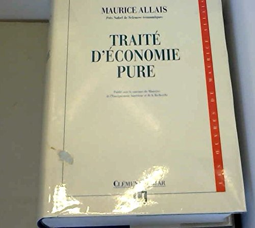 Trait d'conomie pure