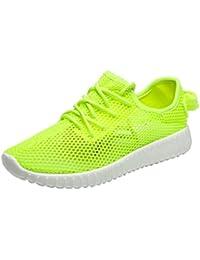 14aa3f0e58201 Zapatillas de Deporte para Mujer Otoño Invierno PAOLIAN Calzado de Dama  Moda Zapatos de Cordones con