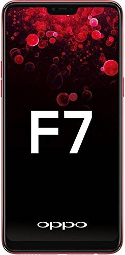 OPPO F7 (Red, 64 GB)  (4 GB RAM)