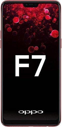 OPPO F7 (Red, 64 GB)(4 GB RAM)