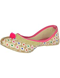 Red Choice Collection Pink Women's Bellies (Juti)