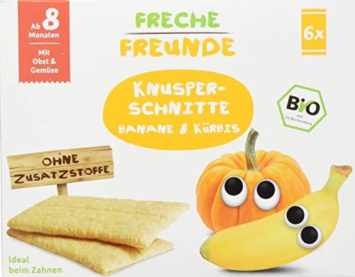 Freche Freunde Bio Knusper-Schnitte