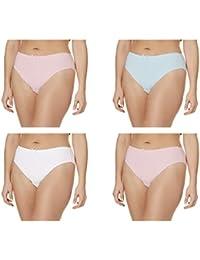Pepperika Maternity Hygiene Panties/High Waist Maternity Panties Mom/Pregnancy Panties/Plus Size Panties/Big Size Underwear (Pack of 3) Size 5XL