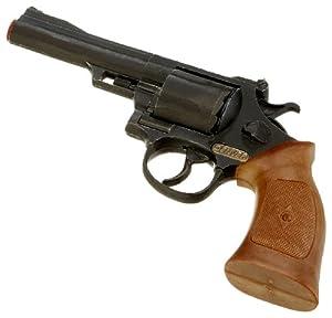 Sohni-wicke 0446-08 - Pistola de Lucky Luke (12 disparos, 22 cm)