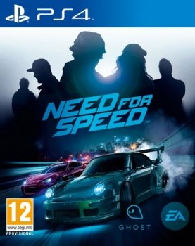 Need for Speed [AT Pegi] - [PlayStation 4]