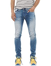 Levi's 519 Extreme Rooftop Jeans Skinny Schwarz