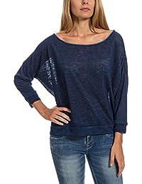 Timezone Knit Oversize T-shirt - T-shirt - Femme