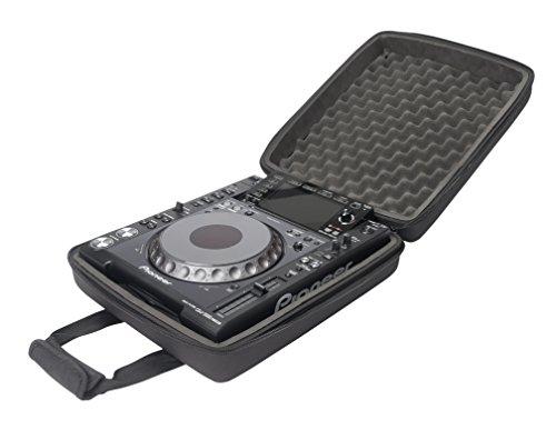 MAGMA MGA47986 Hartschalenkoffer für CDJ/Mixer, passend für Pioner, Rane, Mixars, Denon, Allen & Heath, 30,5 cm (12 Zoll) Club-Mixer und CDJ's (Mixer Allen)