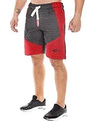 SMILODOX Shorts Herren | Kurze Hosen für Sport Fitness Gym Training & Freizeit | Jogginghose - Freizeithose - Trainingshose - Sweatpants Jogger - Sporthose Kurz