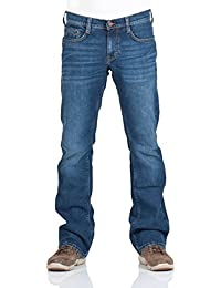 Mustang Herren Jeanshose Oregon Boot